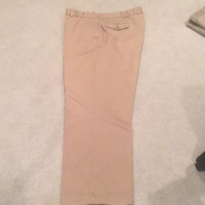 Dockers Men's khakis pants 43x32